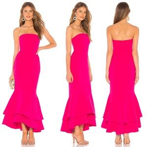 Lovers and Friends Dillion Midi Gown